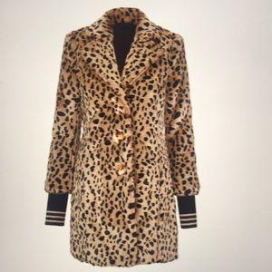 NWT CAbi Josephine Coat Size Large